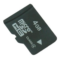 4GB TF Memory Card