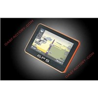 "4.3"" GPS Navigation Bluetooth+FM+Free 3D Map"