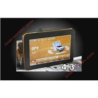 4.3 inch Bluetooth GPS Navigation