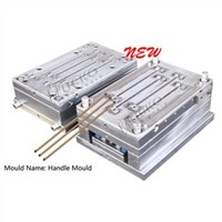 4 Cavity Handle Mould