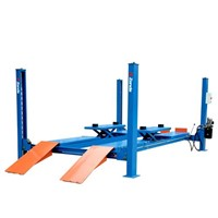 4-Post Hydraulic Wheel Alignment Car Lift(ZD-QJY4FA)