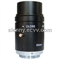 50mm F2.6 C Mount High Resolution CCTV Lens