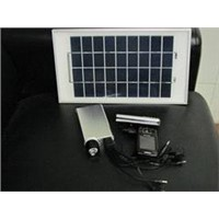 5W  Solar Lighting & Charging System