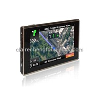 5.0 Inch Car GPS With FM Transmitter (Glonass & GPS5027)