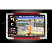 "5"" GPS Navigation Free IGO Map"