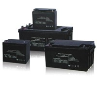 6FM17G Maintenance-free sealed Lead-Acid battery