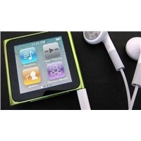 "6th Gen 1.8"" touch screen Clip MP4 Player"