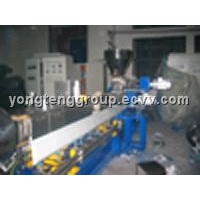 70%PP+30%CACO3 production line(SHJ75)