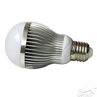 7W LED Bulb 630lumens E27 Base holder, warm white, natural white and cool white