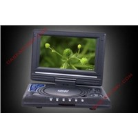 7 inch TFT Portable DVD Player