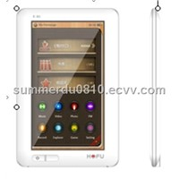 "7"" Touch Panel E-Book Reader Support WiFi (KX-915)"