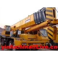 80 tons TADANO truck cranes for sale
