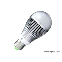 8W LED ball bulb/8W LED Global bulb