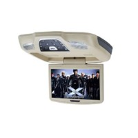 "8.5"" FLIP-DOWN CAR Monitor / DVD Player"
