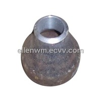 ASTM A105 seamless reducer
