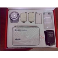 AUTO-DIAL /ANTI-THEFT GSM ALARM SYSTEM FOR HOME SECURITY