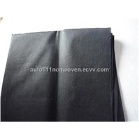 Accoustic Insulation Nonwoven Material