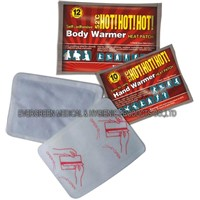 Adhesive Body Heat Pad