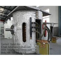 Aluminum Melting Induction Furnace 150kg