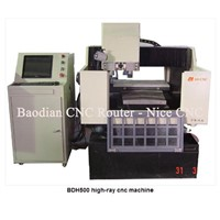 BDH500 High-Ray CNC Machine for Mold Making