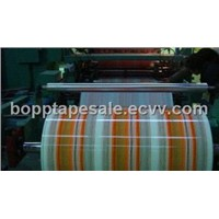 BOPP Color (Logo) Printed Film in Cutting Sheets ( Pages)