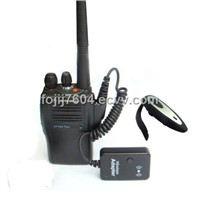 Bluetooth Two-Way Radio Audio Adapter