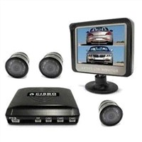 CCTV Multi-camera Rear-view System with 10W Power