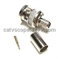 Cable Connector   BNC Type