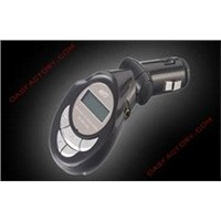 Car MP3 Player with FM Transmitter Remote Control