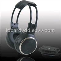 Car Wireless IR Stereo TV Headphone - Infrared Headset