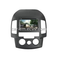 Car dvd player with GPS for Hyundai I30