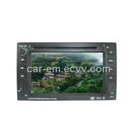 Car dvd player with GPS for Hyundai Tucson/Santa Fe