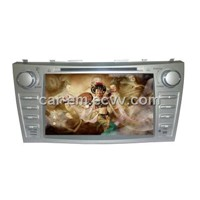 Car dvd player with GPS for Toyota Camry