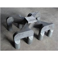 Cast Steel Anode Yoke for Electrolytic Aluminium Industry
