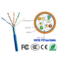 Cat5e FTP Network Cable/Fluke Test Network Cable