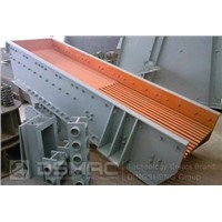 China top vibrating feeder for India