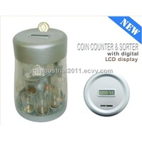Coin Counter & Sorter