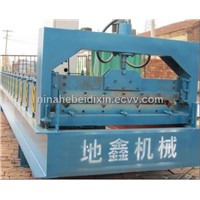 Color Steel Roof and Wall Panel Roll Forming Machine