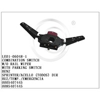 Combination Switch LE01-06048-1 0005407445