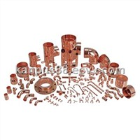 Copper Fitting (Copper Pipe Fitting, Copper Plumbing Fitting)
