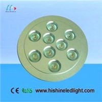 Cupboard LED downlight fixture for house lighting HS-D9W27