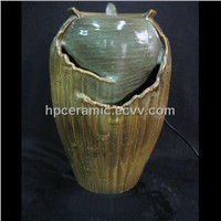 Decorative Ceramic Water Fountain