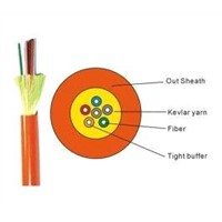 Distribution Tight Buffer Fiber Optic Patch Cables (GJFJV)