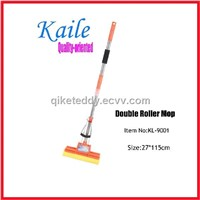Double Roller Telescopic PVA Mop (KL-9001)