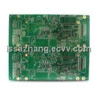 Double-Sided PCB with 1.6 Board Thickness, Made of FR-4, CE/RoHs Approved