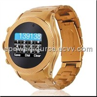 Dual SIM Card Dual Standby Watch Phones