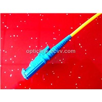 Single-mode Simplex Fiber Optic Patch Cord (E2000)