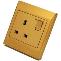 Electrical Wall Switch Socket - Power Socket (VP301ML)