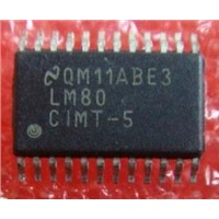 Electronical Components (LM80CIMT-5)