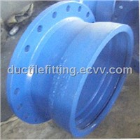 Epoxy Coating Flange Socket Fitting for DI pipe